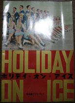 ホリディ・オン・アイスショー1960 パンフレット