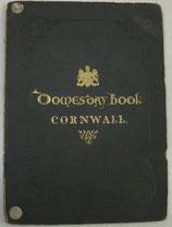 ドームズディ・ブック コーンウォール地方分 1861年版