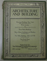 ARCHITECTURE AND BUILDING  1914年10月
