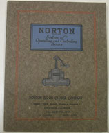 NORTON  System of Operating and Controling Doors  CATALOG  No.15