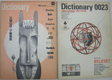 DICTIONARY  freepaper  17冊