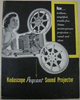 Kodasope Pageant Sound Projector (英文)