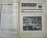 WOHNUNGSWIRTSCHAFT 1928年9月15日