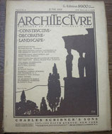 ARCHITECTURE Vol.LI No.6 June 1925
