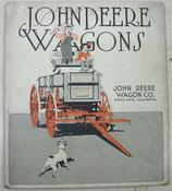 JOHN DEERE WAGONS  CATALOG No.31   JOHN DEERE WAGON CO.