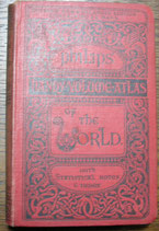 PHILIPS' HANDY-VOLUME ATLAS of the WORLD