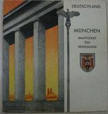 MUNCHEN   HAUPTSTADT DER BEWEGUNG    DEUTSCHLAND