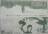 映画チラシ 智恵子抄 丸ノ内ピカデリー