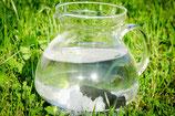 """Wassersteine Shungit Wasser """"Elixier - Wasser der besonderen Art"""""""