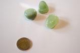 Trommelstein Jade grün