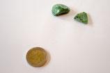 Trommelstein Grossular (Granat grün)
