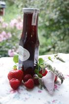 Beerengarten-Sirup