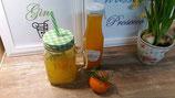 Mandarinen-Sirup mit Rosmarin