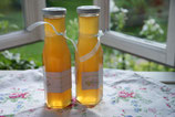 Zitrone-Ingwer-Minze-Sirup