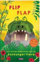 """»FLIP FLAP Das lustige Bilderbuch-Pop-up """"Dschungel-Tiere« - Carlsen"""