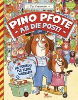 »Pino Pfote - Ab die Post!«  — Magellan