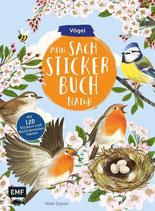 »Mein Sach-Stickerbuch Natur - Vögel« - EMF