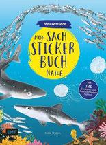»Mein Sach-Stickerbuch Natur - Meerestiere« - EMF