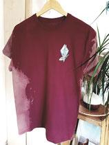 Shirt Whale bordeaux