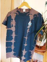 Shirt Whale blue