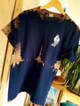 Shirt Whale dark-blue