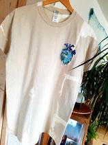 Shirt Ocean Heart nude