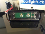 VW Golf 6 LED Kennzeichen-Beleuchtung Modul