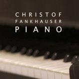 Christof Fankhauser - PIANO (CD)