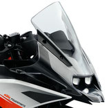 WINDSCREEN RACING BUBBLE for street (RC125-200-390)