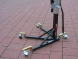 Paddock Racing Stand OPTION PARTS