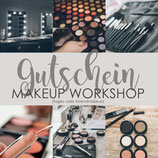Gutschein - Makeup Workshop