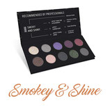 Affect Smoky&Shine Lidschattenpalette