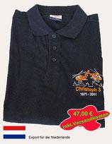 "Unser Polo-Shirt ""40 Jahre Christoph 3"""