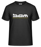 B.A.M. Shirt Logo male