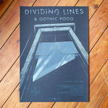 DIVIDING LINES GIGPOSTER
