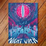 NIGHT VIPER GIGPOSTER