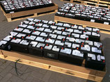 Nieuwe AGM batterijen in voorraad