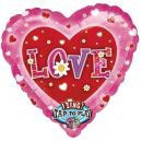 Love Folienballon