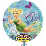 Happy Birthday Tinker Bel