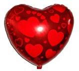 Rot -in - Rot Herzen