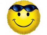 Smile mit Brille