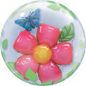 Bubble Ballons Doppel / Flower