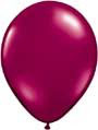 Jewel Colours Sparkling Burgundy 13 / 28 / 40 cm Dm