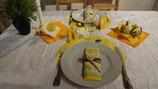 """Table """"poussin de Pâques"""""""