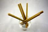 Bamboe Rietjes - Bamboo Straws - Milieuvriendelijk en herbruikbaar!