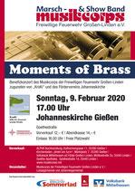 "Eintrittskarte ""Moments of Brass 2020"""