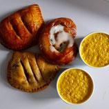 Ontbijtpakket (per persoon)