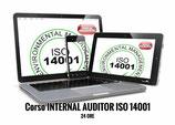CORSO INTERNAL AUDITOR ISO 14001 CONVENZIONE