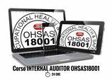 Corso Auditor Interno OHSAS 18001