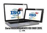 Corso Aggiornamento ISO 9001 2015